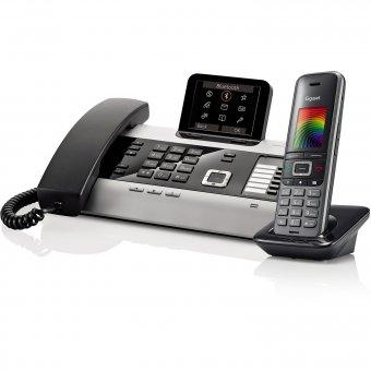 Gigaset DX800A Pro & 1 x S650H Pro Office Bundle