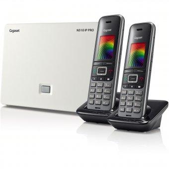 Gigaset N510 IP Pro & 2 x S650H Pro Office Bundle