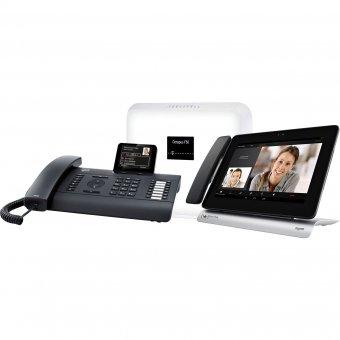 Telekom Octopus F50 (Hybird 120) & Elmeg IP130 & Elmeg IP680 Bundle