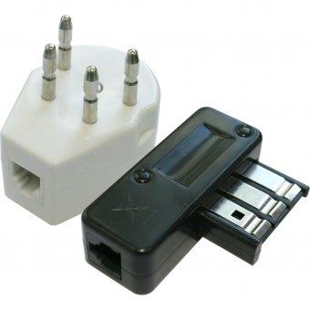 Telefonadapter RJ11