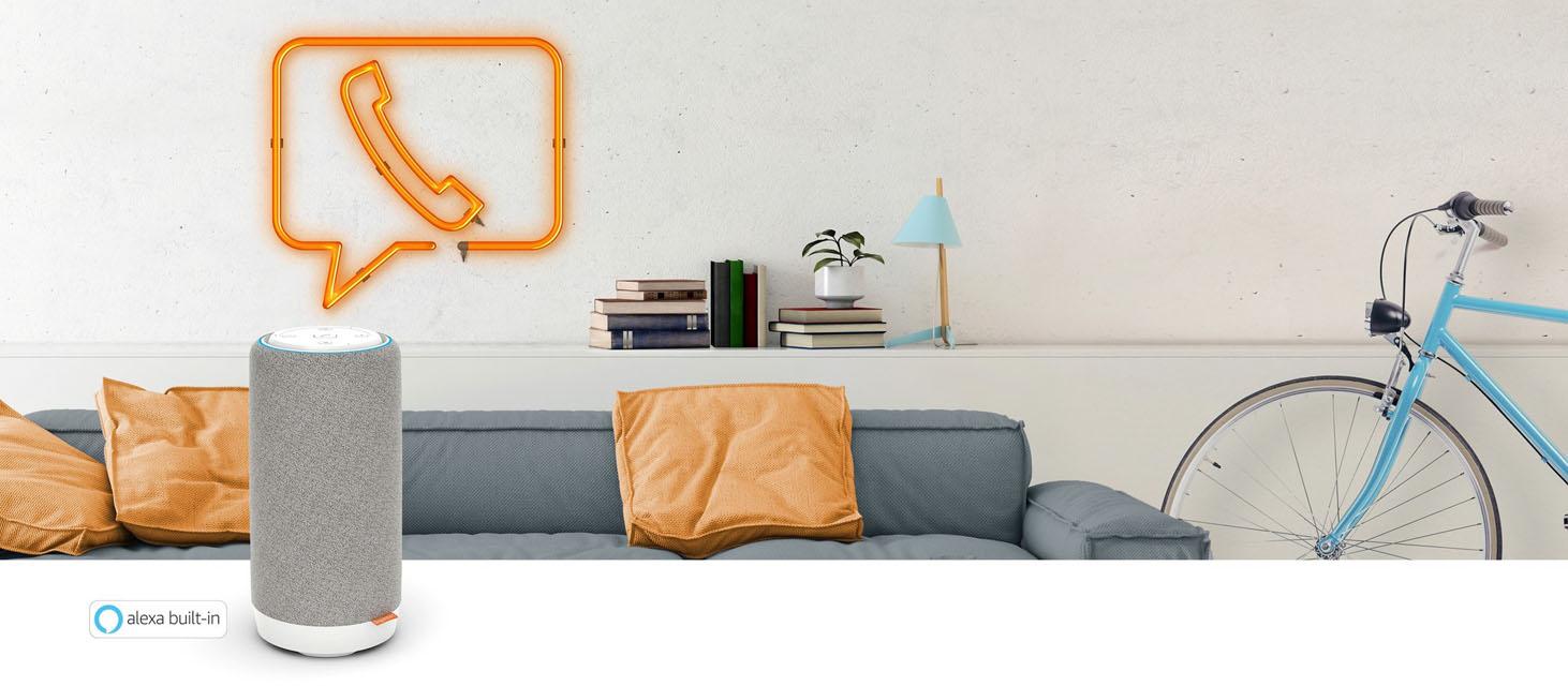 Bannerslider- Gigaset L800HX Smart Speaker