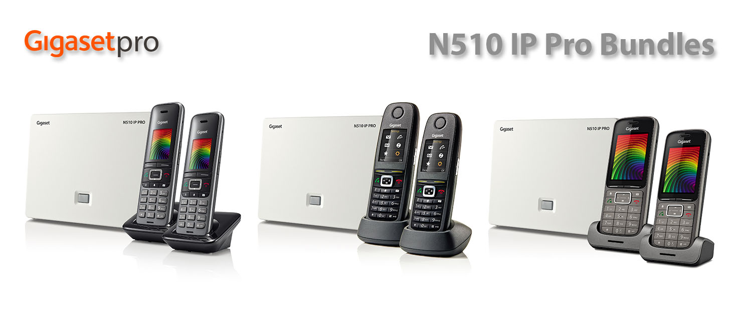 Bannerslider - N510 IP Pro Bundles